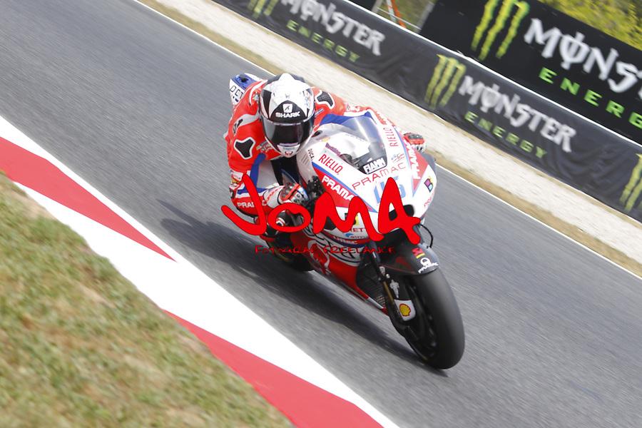 Scott Redding (GBR) OCTO Pramac Racing, Moto GP, Free practice, Gran Premi Monster Energy de Catalunya
