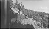&quot;San Juan in the Pass.&quot;<br /> D&amp;RGW  climbing Cumbres, CO  8/24/1941