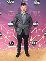 05 August 2019 - West Hollywood, California - Nolan Gould. ABC's TCA Summer Press Tour Carpet Event held at Soho House.   <br /> CAP/ADM/BB<br /> ©BB/ADM/Capital Pictures
