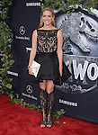 Greer Grammer attends The Universal Pictures World Premiere of Jurassic World held at The Dolby Theatre  in Hollywood, California on June 09,2015                                                                               © 2015 Hollywood Press Agency