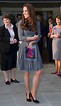 """CATHERINE, DUCHESS OF CAMBRIDGE PREGNANT .An official staement by Buckingham Palace confirmed Kate's pregnancy. However, no date of birth has been given...KATE ACCOMPANIES PRINCE CHARLES AND CAMILLA.The Prince of Wales, President of The Prince's Foundation for Children & the Arts, accompanied by The Duchess of Cornwall, introduced The Duchess of Cambridge to the work of one of His Royal Highness's education charities, The Prince's Foundation for Children and the Arts. Their Royal Highnesses met school children participating in 'Great Art Quest', a project run by The Prince's Foundation for Children and the Arts at Dulwich Picture Gallery, London 15 March 2012.Mandatory Credit Photo: ©DIAS/NEWSPIX INTERNATIONAL..**ALL FEES PAYABLE TO: """"NEWSPIX INTERNATIONAL""""**..IMMEDIATE CONFIRMATION OF USAGE REQUIRED:.Newspix International, 31 Chinnery Hill, Bishop's Stortford, ENGLAND CM23 3PS.Tel:+441279 324672  ; Fax: +441279656877.Mobile:  07775681153.e-mail: info@newspixinternational.co.uk"""
