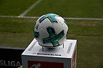 10.03.2018, Vonovia Ruhrstadion, Bochum, GER, 2.FBL., VfL Bochum vs. Holstein Kiel<br /> im Bild / picture shows: <br /> Feature Spielball <br /> <br /> <br /> <br /> Foto &copy; nordphoto / Meuter