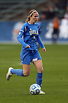 08 December 2013: UCLA's Jenna Richmond. The Florida State University Seminoles played the University of California Los Angeles Bruins at WakeMed Stadium in Cary, North Carolina in a 2013 NCAA Division I Women's College Cup championship game. UCLA won the game 1-0 in overtime.