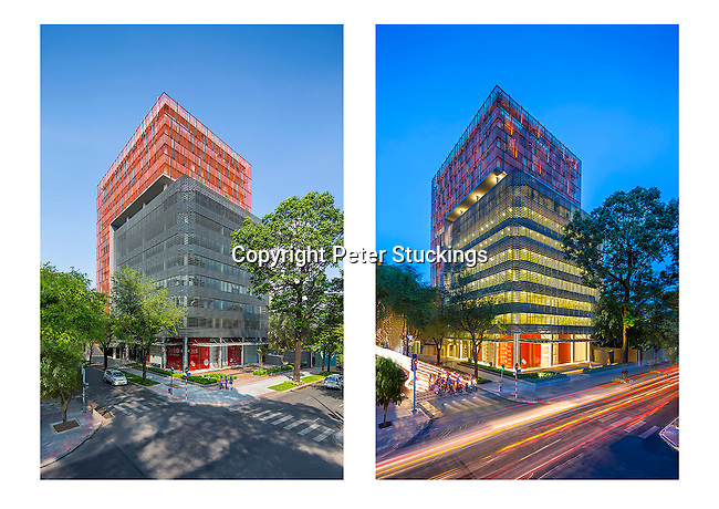 Exteriors & interiors for President Place, Ho Chi Minh City