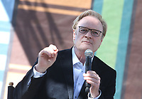 13 April 2019 - Los Angeles, California - Lawrence O'Donnell. 2019 Los Angeles Times Festival Of Books held at University of Southern California. Photo Credit: Faye Sadou/AdMedia
