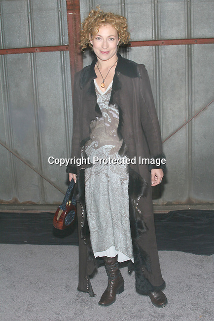 Alex Kingston<br />Sean &ldquo;P. Diddy&rdquo; Combs and Jessica Lange Named &ldquo;Man and Woman of Style&rdquo; for Divine Design 2004 <br />Barker Hangar at Santa Monica Air Center<br />Santa Monica, CA, USA<br />Thursday, December 2nd, 2004<br />Photo By Celebrityvibe.com/Photovibe.com, <br />New York, USA, Phone 212 410 5354, <br />email: sales@celebrityvibe.com