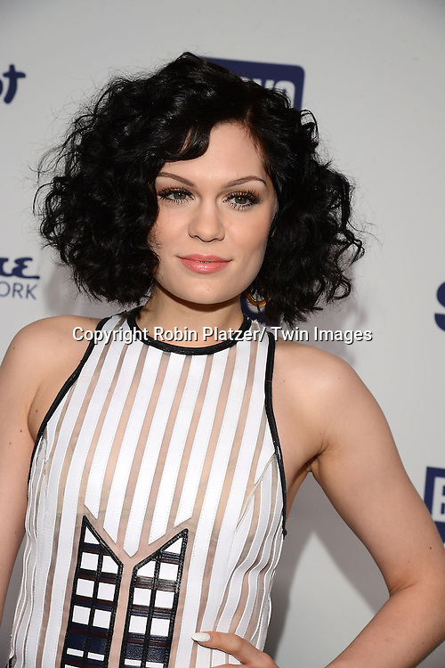 Jessie J attends the NBCUniversal Cable Entertainment Upfront <br /> on May 15, 2014 at The Javits Center North Hall in New York City, New York, USA.