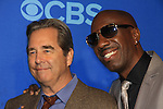 Beau Bridges & JB Smoove - The Millers at the CBS Upfront on May 15, 2013 at Lincoln Center, New York City, New York. (Photo by Sue Coflin/Max Photos)