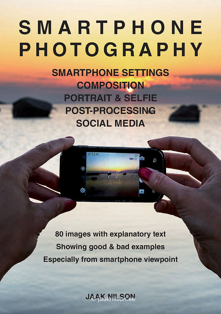 Smartphone-Mobile-Phone-Photography e-book - Images | Jaak Nilson Photostock