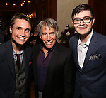 attends the DGF Salon with Stephen Schwartz at the Uterberg Residence on May 1, 2017 in New York City.