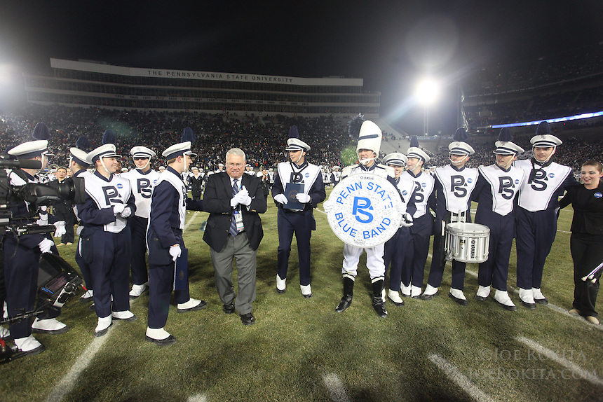 State College, PA - 11/29/2014:  Michigan State defeated Penn State by a score of 34-10 at Beaver Stadium on Senior Day, Saturday, November 29, 2014. <br /> <br /> Photos by Joe Rokita / JoeRokita.com<br /> <br /> Photo &copy;2014 Joe Rokita Photography