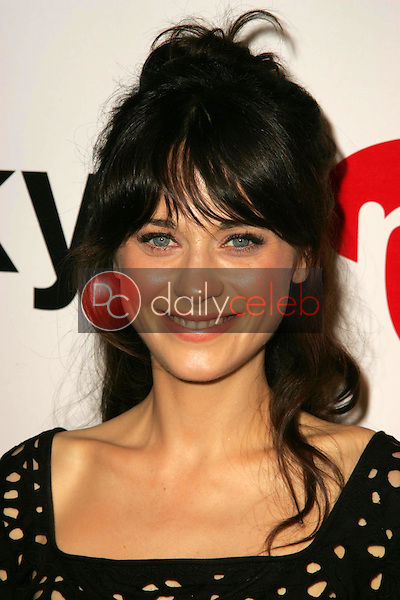 Zooey Deschanel<br />at the Lucky Magazine LA Shopping Guide Party. Milk, West Hollywood, CA. 08-10-06<br />Dave Edwards/DailyCeleb.com 818-249-4998