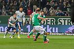 08.03.2019, Weser Stadion, Bremen, GER, 1.FBL, Werder Bremen vs FC Schalke 04, <br /> <br /> DFL REGULATIONS PROHIBIT ANY USE OF PHOTOGRAPHS AS IMAGE SEQUENCES AND/OR QUASI-VIDEO.<br /> <br />  im Bild<br /> <br /> Max Kruse (Werder Bremen #10) elfmeter<br /> <br /> Foto &copy; nordphoto / Kokenge
