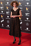 Patricia Lopez attends red carpet of Feroz Awards 2018 at Magarinos Complex in Madrid, Spain. January 22, 2018. (ALTERPHOTOS/Borja B.Hojas)