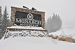 Monarch Mountain ski area. Ed Note, the mountain was not open as of 11/30/08. Michael Brands for The New York Times.