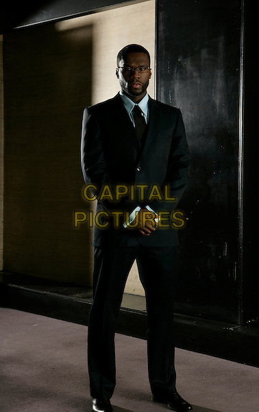 Curtis '50 Cent' Jackson<br /> in Dead Man Running (2009) <br /> *Filmstill - Editorial Use Only*<br /> CAP/NFS<br /> Image supplied by Capital Pictures