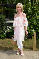 Anthea Turner at the Chelsea Flower Show 2018, London, UK. <br /> 21 May  2018<br /> Picture: Steve Vas/Featureflash/SilverHub 0208 004 5359 sales@silverhubmedia.com