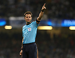 Referee Felix Brych during the Champions League Final match at the Millennium Stadium, Cardiff. Picture date: June 3rd, 2017.Picture credit should read: David Klein/Sportimage