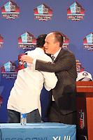 31.01.2009: Hall-of-Fame Feier Super Bowl XLIII