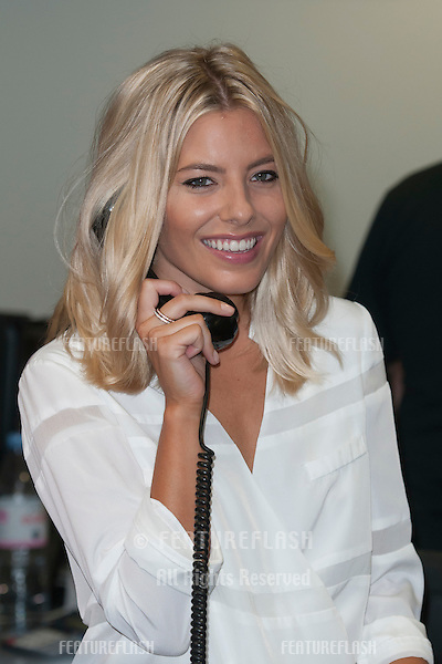 Mollie King at the annual BGC Global Charity Day at BGC Partners, London<br /> September 11, 2015  London, UK<br /> Picture: Dave Norton / Featureflash