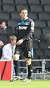 Sam Wedgbury of Stevenage<br />  - MK Dons v Stevenage - Sky Bet League One - Stadium MK, Milton Keynes - 28th September 2013. <br /> © Kevin Coleman 2013