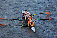 Crew: 403  LEA (J)  Lea RC (M MacKay)  W 4+ Chall<br /> <br /> Fours Head of the River 2018<br /> <br /> To purchase this photo, or to see pricing information for Prints and Downloads, click the blue 'Add to Cart' button at the top-right of the page.