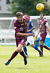 Queen of the South v St Johnstone&hellip;18.08.18&hellip;  Palmerston    BetFred Cup<br />Murray Davidson making his 300th appearance for saints<br />Picture by Graeme Hart. <br />Copyright Perthshire Picture Agency<br />Tel: 01738 623350  Mobile: 07990 594431