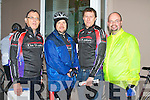 CHAIN GANG: Enjoying the Conor Pass Challenge and The Blasket Blast originazed by the Chain Gang Cycling Club at the Kerins O'Rahilly's clubhouse on Saturday l-r: Tomas Crowley, Markus Fitzgerald, Darragh Crowley and Terence Culloty.