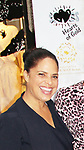 Soledad O'Brien - celebrating 30 years of style and twenty-five years of giving back through Hearts of Gold at a black carpet salon style spring/summer fashion show and cocktail reception on May 9, 2019 at Blanc et Noir, New York City, New York.(Photo by Sue Coflin/Max Photos)