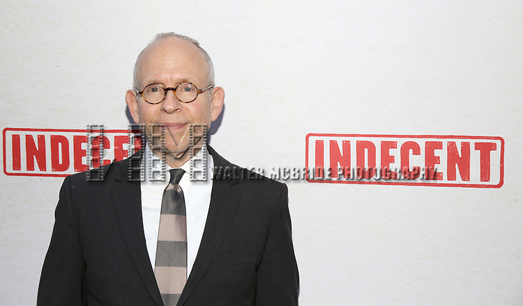 Bob Balaban attends the Broadway Opening Night Performance of  'Indecent' at The Cort Theatre on April 18, 2017 in New York City.