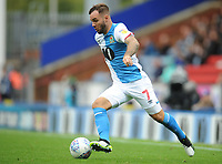 Blackburn Rovers' Adam Armstrong<br /> <br /> Photographer Kevin Barnes/CameraSport<br /> <br /> The EFL Sky Bet Championship - Blackburn Rovers v Luton Town - Saturday 28th September 2019 - Ewood Park - Blackburn<br /> <br /> World Copyright © 2019 CameraSport. All rights reserved. 43 Linden Ave. Countesthorpe. Leicester. England. LE8 5PG - Tel: +44 (0) 116 277 4147 - admin@camerasport.com - www.camerasport.com