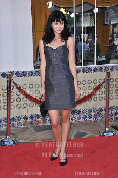 "Krysten Ritter at the Los Angeles premiere of ""Vicky Cristina Barcelona"" at the Mann Village Theatre, Westwood..August 4, 2008  Los Angeles, CA.Picture: Paul Smith / Featureflash"