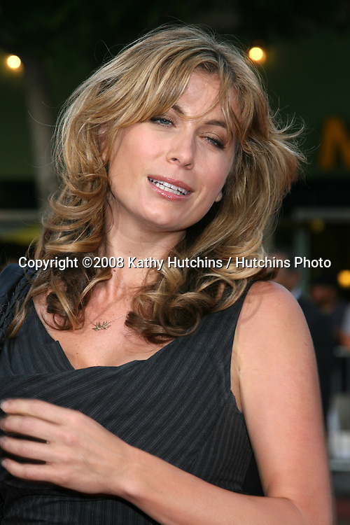"Sonya Walger arriving at the Premiere of ""Step Brothers"" at Mann's Village Theater in Westwood, CA on.July 15, 2008.©2008 Kathy Hutchins / Hutchins Photo ."