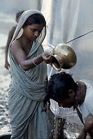 Calcutta, Inde<br /> <br /> <br /> (date inconnue)<br /> <br /> PHOTO : Michel Faugere Publiphoto- Agence Quebec Presse