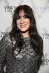 Dee Roscioli attends the opening night performance photo call of the Vineyard Theatre's 'Kid Victory' at the Vineyard Theatre on February 22, 2017 in New York City.