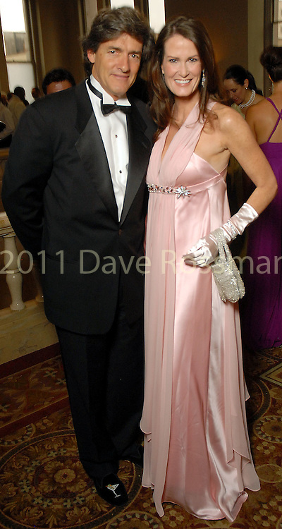 Nick and Erin Florescu at the Big Brothers Big Sisters Gala at The Corinthian Friday April 17,2009.(Dave Rossman/For the Chronicle)