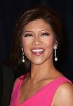 Julie Chen  attending the  2013 White House Correspondents' Association Dinner at the Washington Hilton Hotel in Washington, DC on 4/27/2013