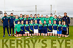 Get Ready<br /> --------------<br /> The Kerry senior Comogie team and their management pictured last Friday evening at Causeway's GAA ground after completing another tough training session in their preparation for the first game of the Championship against Armagh who will be at home on July 1st next.