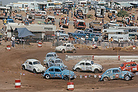 VW race at the AC-Delco World Championships of Off-Road Racing, Riverside International Raceway, Sept 5, 1975. Photo by John G. Zimmerman.