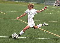 Girls Soccer vs Hamilton Heights 10-13-09 Sectional