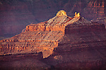 Angels Gate seen from Grandview Point, Grand Canyon National Park, AZ, USA