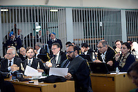Roma, 124 Novembre 2015<br /> Alessandro Diddi, , avvocato difensore di Salvatore Buzzi.<br /> Aula bunker di Rebibbia<br /> Quarta udienza del processo Mafia Capitale,