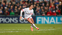 Saturday 7th December 2019 | Ulster Rugby vs Harlequins<br /> <br /> Billy Burns during the Heineken Champions Cup Round 3 clash in Pool 3, between Ulster Rugby and Harlequins at Kingspan Stadium, Ravenhill Park, Belfast, Northern Ireland. Photo by John Dickson / DICKSONDIGITAL