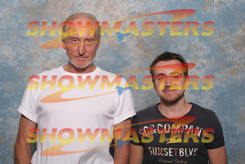 London Film and Comic Con 2012, Charles Dance