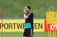 (Assistenz)Trainer Marcus Sorg (Deutschland Germany)  vor dem Training - 03.06.2019: Trainingslager der Deutschen Nationalmannschaft zur EM-Qualifikation in Venlo/NL