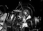 Led Zeppelin 1977 John Bonham.© Chris Walter.