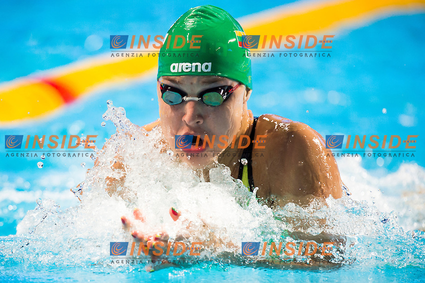 MEILUTYTE Rita LTU silver medal<br /> Swimming - Women's 100m breastroke final<br /> Day 12 04/08/2015<br /> XVI FINA World Championships Aquatics Swimming<br /> Kazan Tatarstan RUS July 24 - Aug. 9 2015 <br /> Photo Giorgio Perottino/Deepbluemedia/Insidefoto