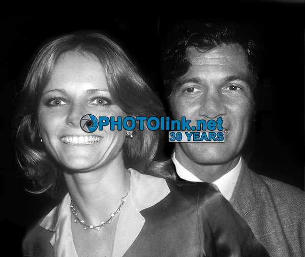 Cheryl Teigs and Stan Dracotti in 1978<br /> Photo By Adam Scull/PHOTOlink.net