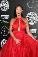 SANTA MONICA, CA - JANUARY 6: Eva Marie at Art of Elysium's 11th Annual HEAVEN Celebration at Barker Hangar in Santa Monica, California on January 6, 2018. <br /> CAP/MPI/FS<br /> &copy;FS/MPI/Capital Pictures