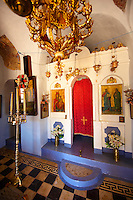 Rare 12th Century Greek Orthodox Byzantine Church of the Ayioi Apstoloi  Katomeria, Kea, Greek Cyclades Islands